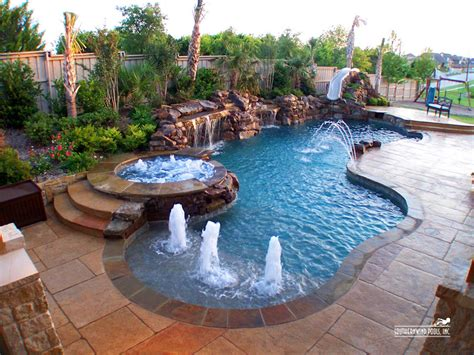 if you re gonna do it go big backyard pool designs