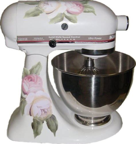 Kitchenaid Professional 600 6 Quart Mixer: 2X Victorian