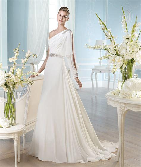 imagenes vestidos de novia estilo romano un look de novia con aires romanos zapatos y