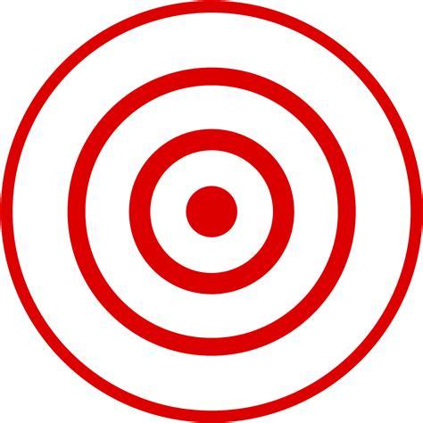 bullseye template printable printable bullseye clipart best
