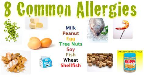 common allergies common food allergies med health net