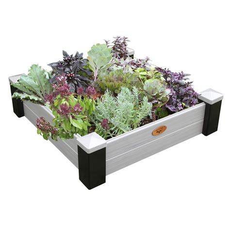 gronomics         planter bench