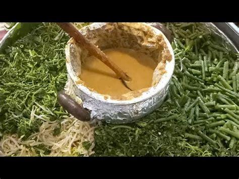 pecel enak  komplit asli madiun sambal bu rudy
