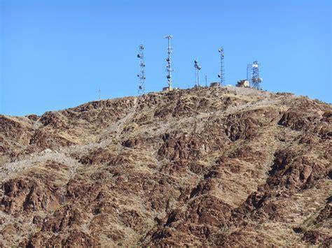 Landscape Rock Yuma Az Bob Stravel Adventures Telegraph Pass 02 17 15