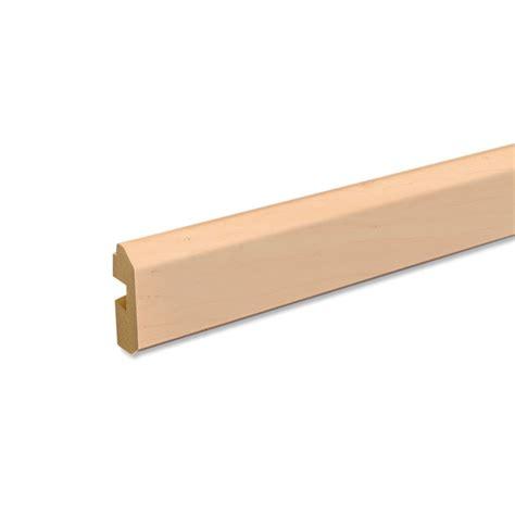 wand und deckenlen paneelabschlu 223 leiste eisbirke mdf 2600x35x17mm