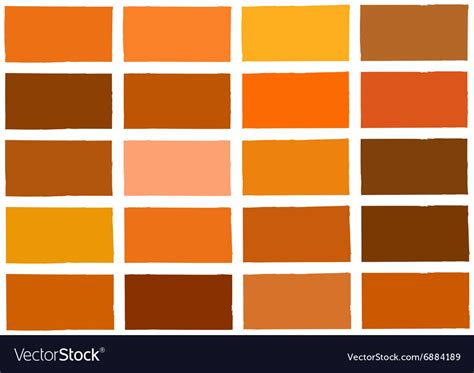 color shade orange tone color shade background royalty free vector image