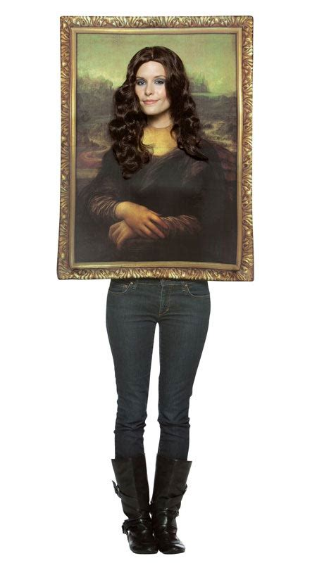 house painter costume mona lisa painting adult fancy dress costume us03103c karnival costumes