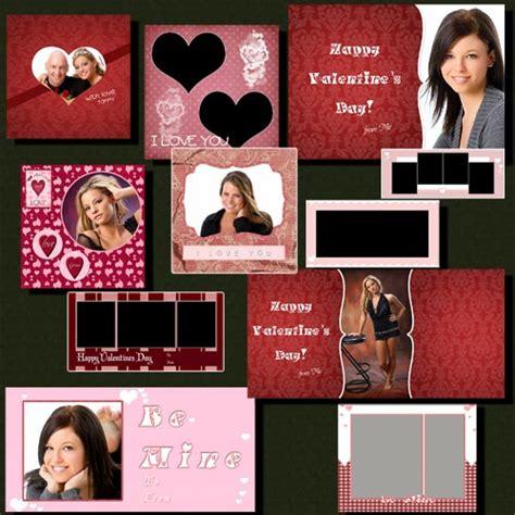 valentine templates photoshop elements valentine photoshop photo template collection for