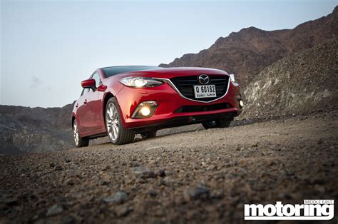 mazda middle east mazda 3 reviewmotoring middle east car news