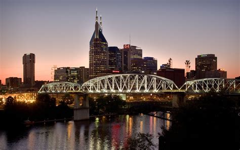 nashville tennessee nashville skyline full hd desktop wallpapers 1080p