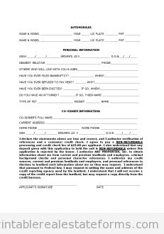 Owner Financing Agreement Printable Free Blank Form Owner Financed Car Contract Template