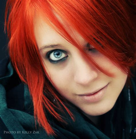 bright red hair tutorial makeup ideas for blue eyes and red hair makeup vidalondon