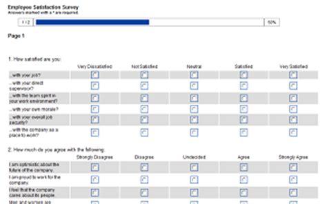 Employee Surveys Hr Surveys Free Questionnaire Templates Online Survey Software Software Survey Template