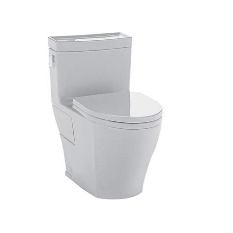 Closet Toto 421 White toto legato 1 1 28 gpf single flush elongated toilet in colonial white ms624214cefg 11