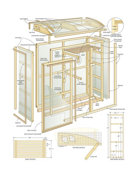 free green house plans wood frame greenhouse plans free woodproject