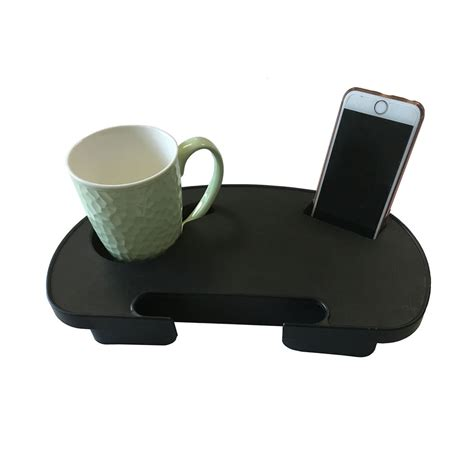 recliner with cup holder and tray 2 x zero gravity lounge chair cup holder w mobile device
