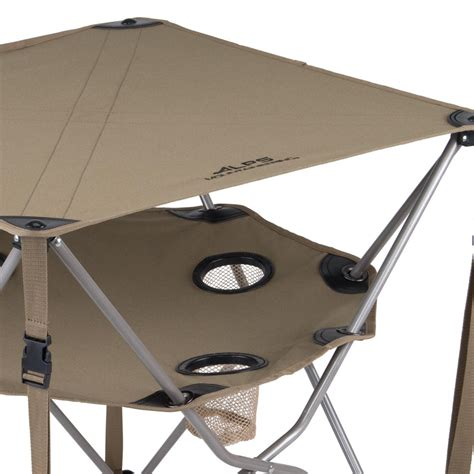 alps mountaineering eclipse table alps mountaineering eclipse table khaki amazon ca
