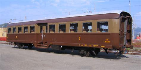 carrozze corbellini corbellini 2 assi associazione treni storici liguria la