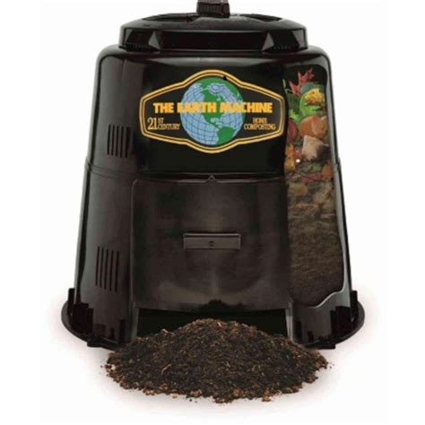 the earth machine 80 gal composter npl 300 the home depot