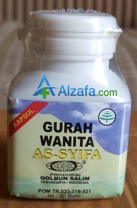 Gurah Wanita by Kapsul Gurah Wanita As Syifa Alzafa Store