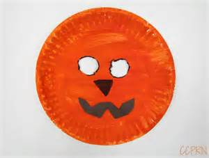 how to make a pumpkin mask for motor activities child care providers resource