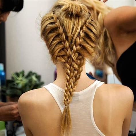 girl hairstyles plaits plait hairstyles for girls hairstyles