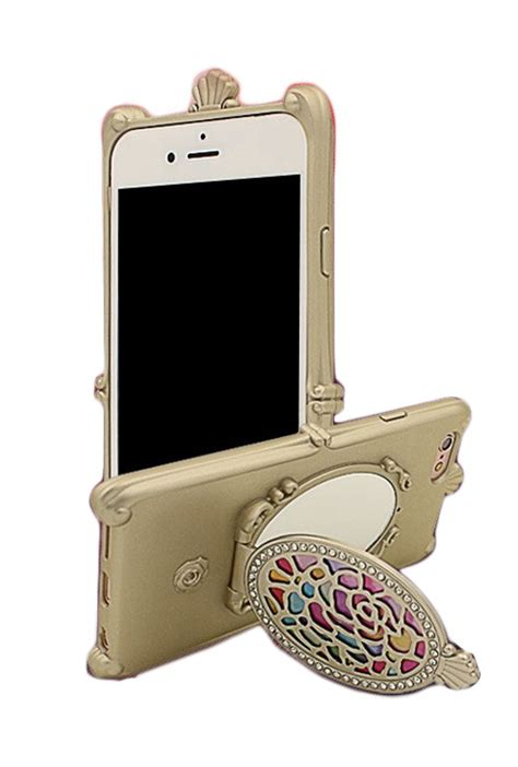 iphone case magic mirror iphone  case  gold sincerely sweet boutique