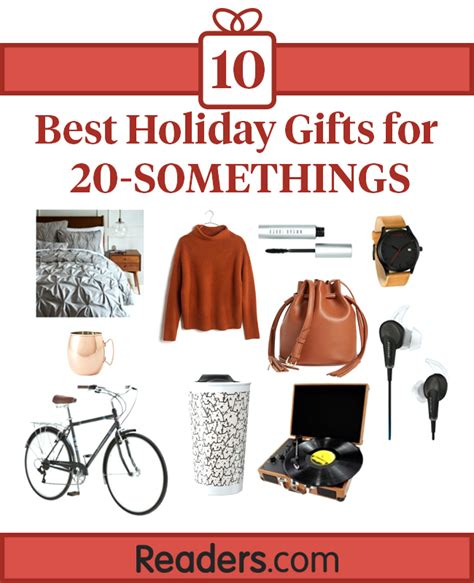 2016 christmas gift guide what to give kids in their 20s