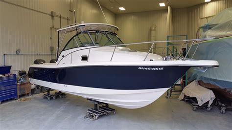 pursuit boats for sale in canada 2007 pursuit os 285 offshore power boat for sale www