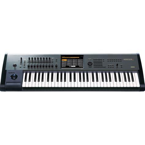 Keyboard Korg 88 by Korg Kronos X Workstation 88 Kronosx88 B H