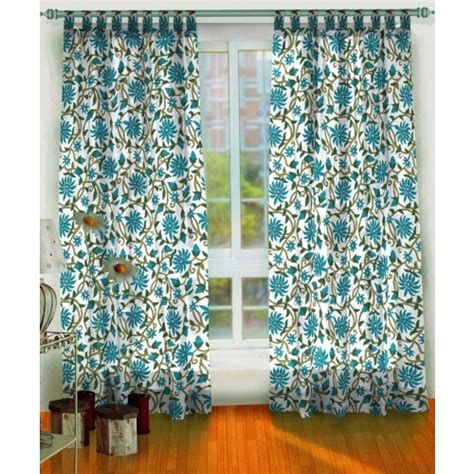 dark turquoise curtains buy 2 pcs set curtains dark turquoise color 100 cotton