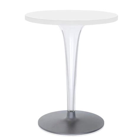 tavolo top top kartell kartell tavolo tondo top top base tonda tavoli top top