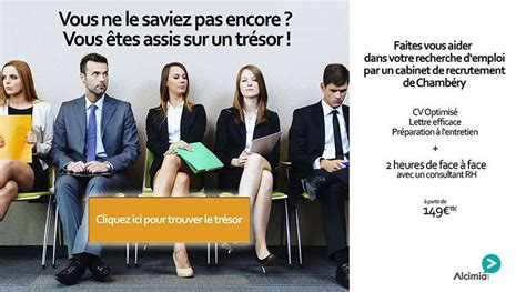 Cabinet Recrutement Chambery by Tresor Alcimia Cabinet Conseil Digital Marketing Rh