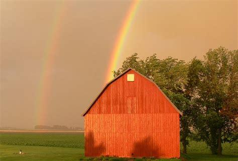 st patricks day rainbows irish pot  gold double