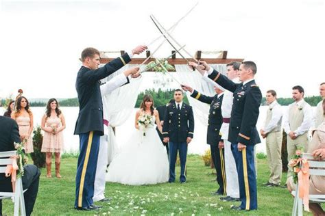 army wedding traditions 63 best images about theme weddings on