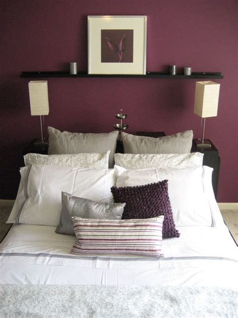 grey and plum bedrooms paint colors plum color and grey on pinterest