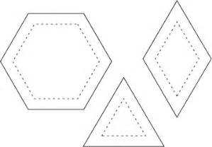 tips amp lessons gt fussy cutting border prints for hexagons