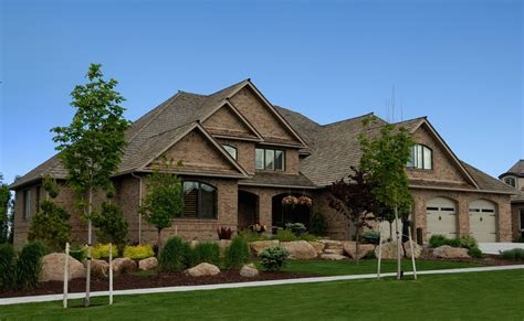 Charming Dream Homes Plans #2: LuxuryBrick.jpg