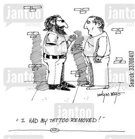 tattoo removal cartoon tattoo removal cartoons humor from jantoo cartoons