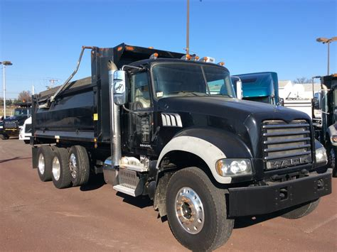 used mack trucks mack dump trucks for sale in pa