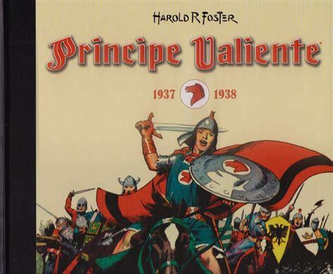 libro the valiant prince valiant en espa 209 a