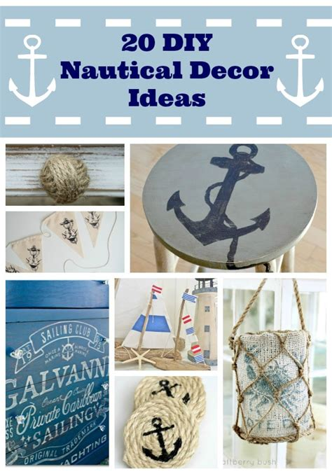id love to do some of these for my lighthouse bathroom