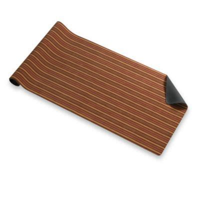 Bungalow Flooring Microfibres Kitchen Rug Bungalow Flooring Hansen Stripe Microfibre Neoprene Runner