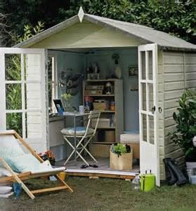 highlights from the book shed chic by sally coulthard