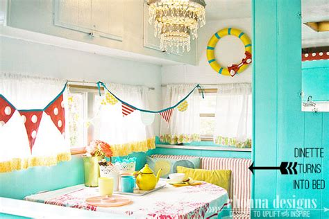 Trailer Decoration Ideas {Camper Decor}   The D.I.Y. Dreamer