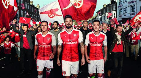 Arsenal Away 201617 Murah arsenal 2016 17 home kit todo sobre camisetas