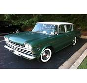 1960 Rambler Rebel V8 Green Ann Fljpg  Wikimedia