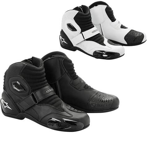 Sepatu Motorcycle Alpinestar Sepatu Biker alpinestars s mx 1 smx ankle motorcycle motorbike
