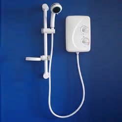 uk style electric instantaneous shower tankless water