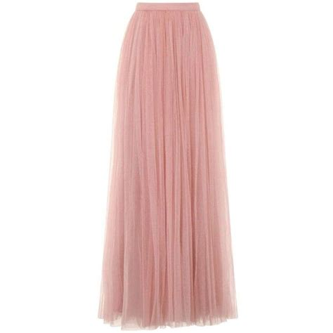 tulle maxi skirt 99 liked on polyvore